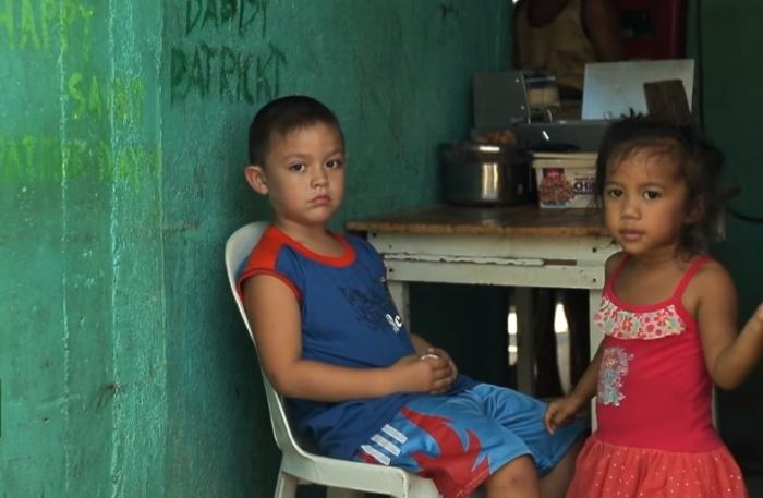 Детский секс туризм на филипинах
