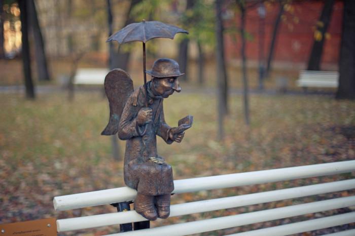 Петербургский ангел.