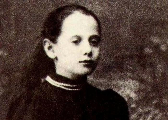 Анна Павлова в детстве. / Фото: pravme.ru