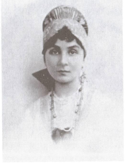 Анна Темирёва, в девичестве Сафонова.
