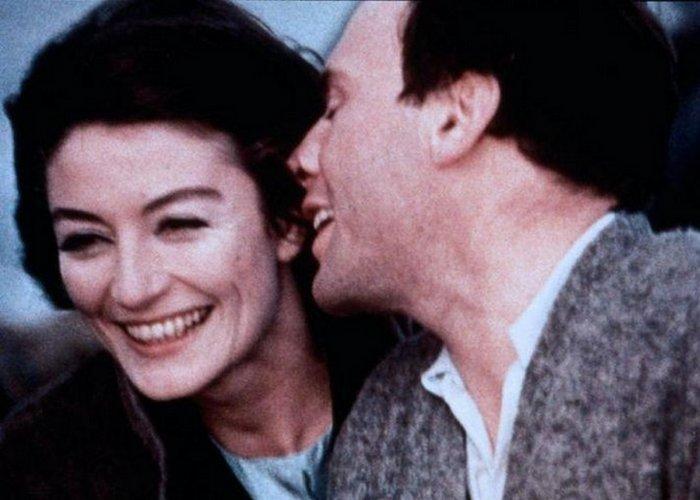 Кадр из фильма «Мужчина и женщина»./ Фото: keeno.tv