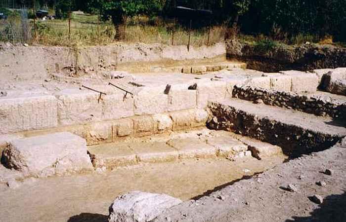 Давно затерянный храм Артемиды.