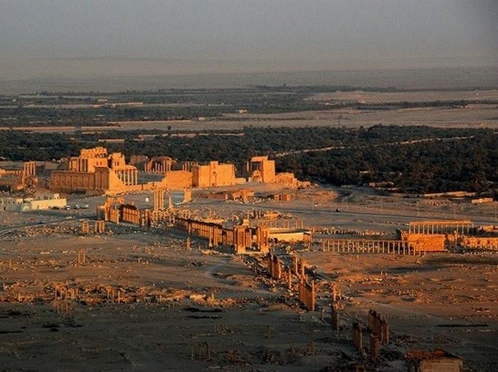 Пальмира, Сирия.