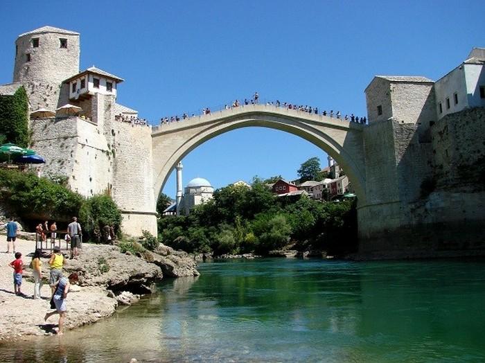 Старый мост, Босния и Герцеговина.