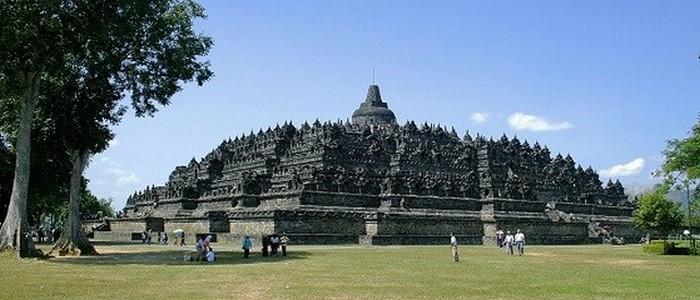 Боробудур, Индонезия.