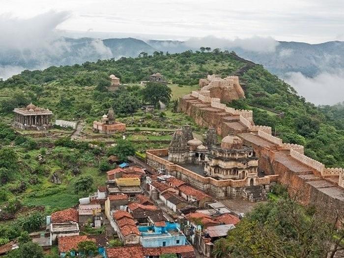 Великая индийская стена, Индия.