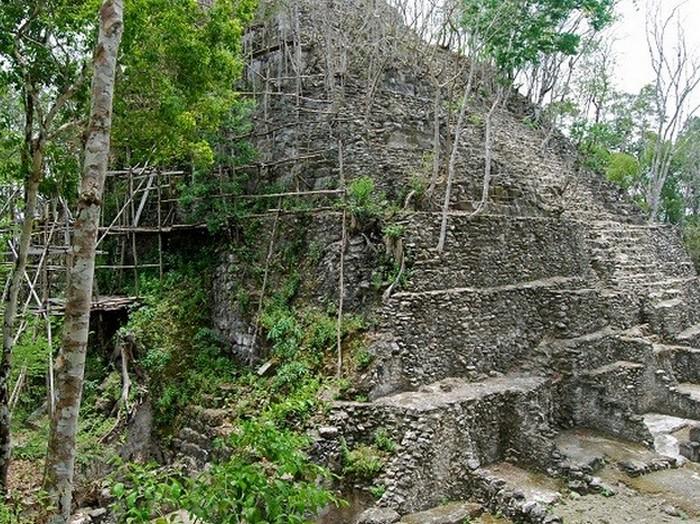 Эль-Мирадор, Гватемала.