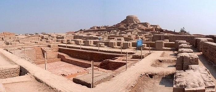 Мохенджо-Даро, Пакистан.