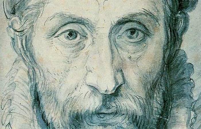 Арчимбольдо считал себя придворным художником.