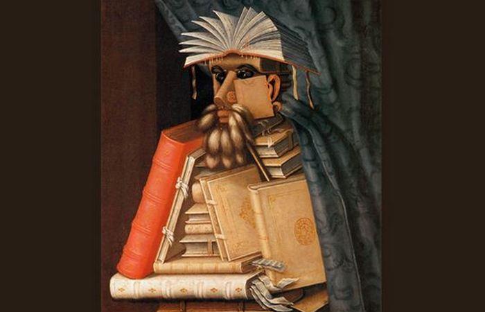 Не все портреты, написанные Арчимбольдо, состоят из только из фруктов и овощей.