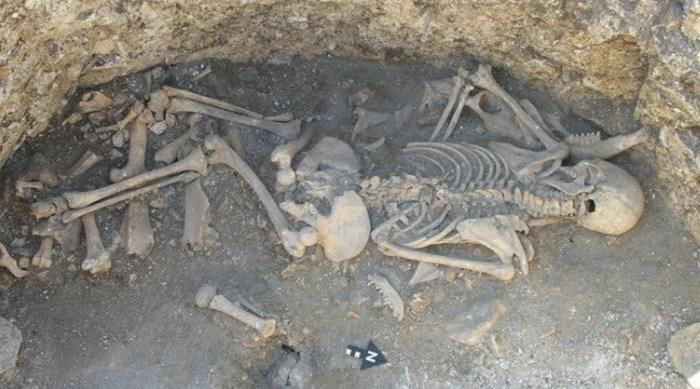 Кельтские кладбища гибридов.