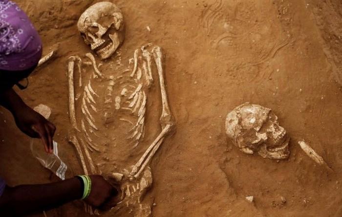 Первое филистимлянское кладбище и другие невероятные находки.