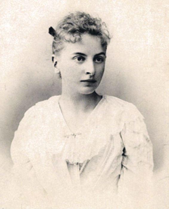 Инесса Арманд.