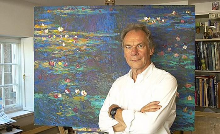 Джон Майатт - художоник, продавший 200 поддельных картин.