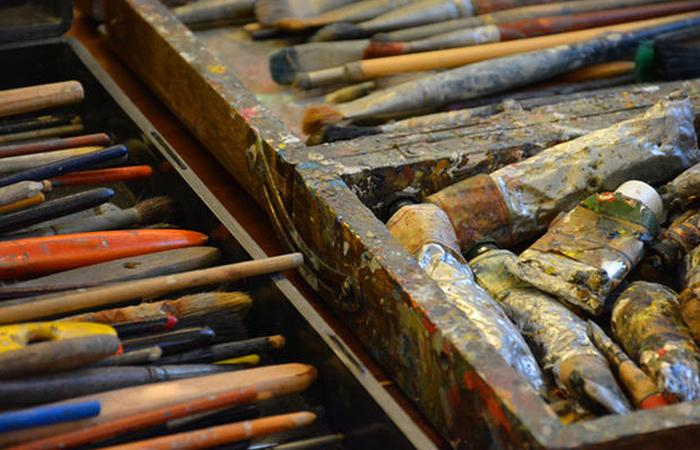 Дело нехитрое,были-бы краски да кисти... фото: mentalfloss.com