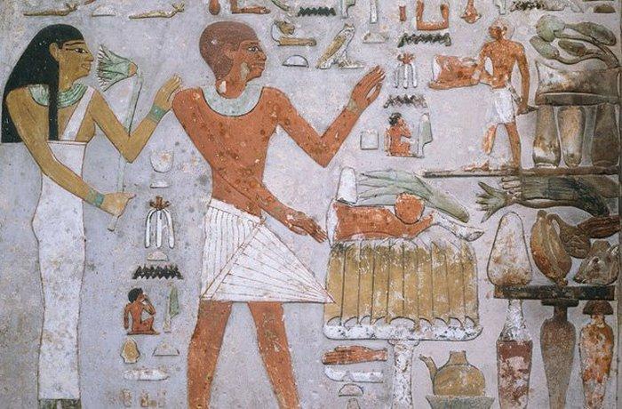 Египетское искусство./фото: listverse.com