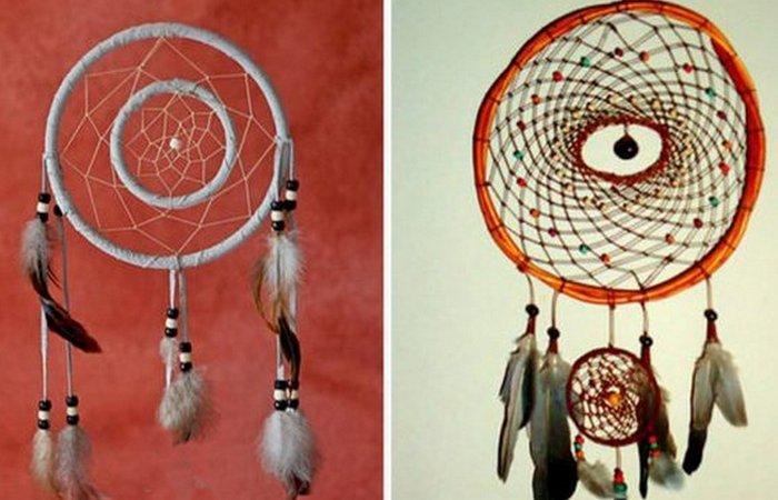 Ловец снов племени лакота. / Фото: thevintagenews.com