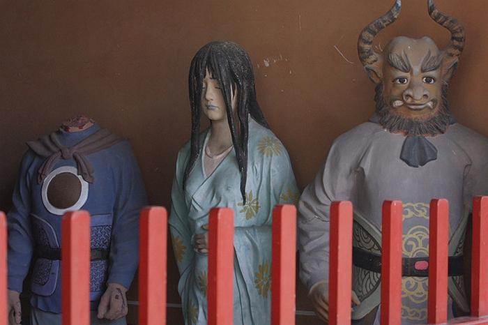 Храм Дунъюэ, Китай