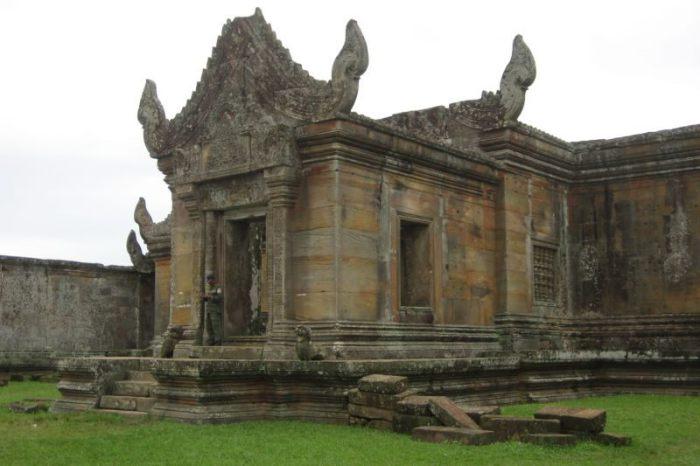Преа Вихеар, Камбоджа.