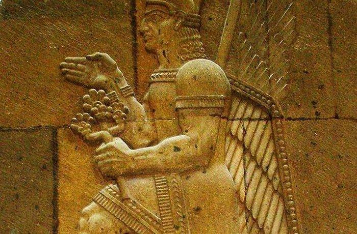 Ассирийская армия: шанс сдаться./фото: listverse.com