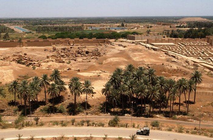 Ассирийская армия: полное уничтожение городов./фото: listverse.com