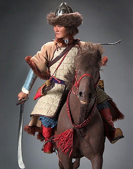 «Аттила» - работа скульптора Джорджа С. Стюарта. / Фото: thevintagenews.com