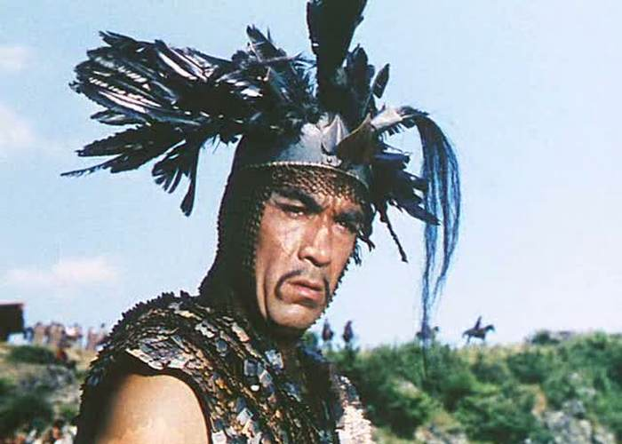 Генри Арланд в роли Аттилы. / Фото: overfitti.ng-dis.co