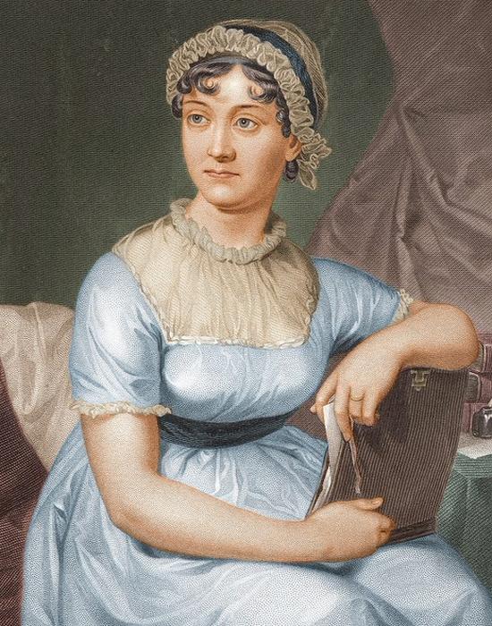 «Первая леди» английской литературы Джейн Остин. / Фото: tfa.ru