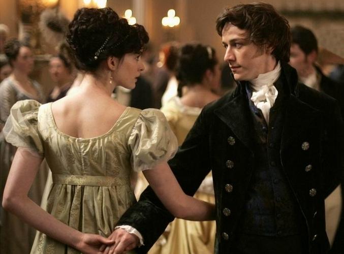 Кадр из фильма «Джейн Остин»./фото: bbc.com