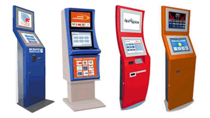 Вединговые автоматы.