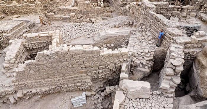 Легендарная крепость Акра.