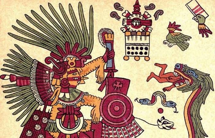 Жуткий ритуал ацтеков: праздник Сдирания кожи с людей./фото: listverse.com
