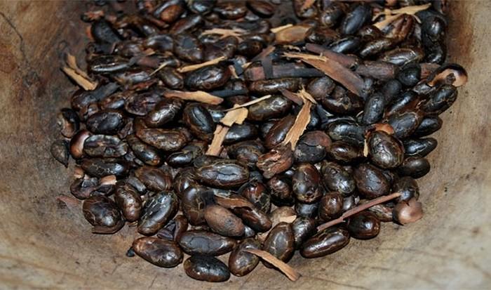 Какао как дары богов.