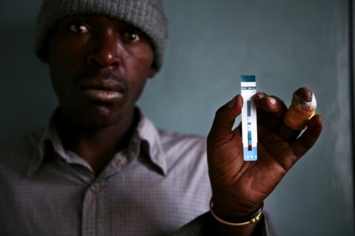 Смертность от СПИДа в Кении пугающе высока.