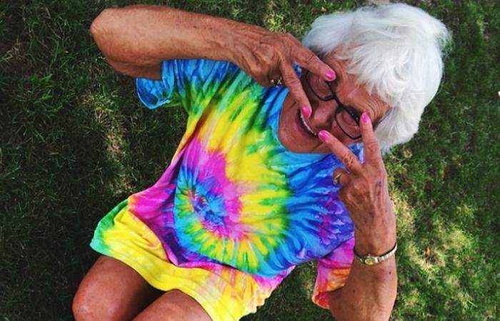 «Злодейка Винкль» - самая крутая бабушка социальных сетей.
