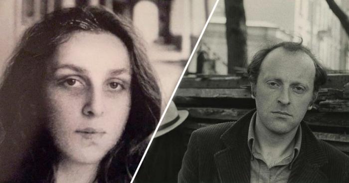 Марина Басманова и Иосиф Бродский.
