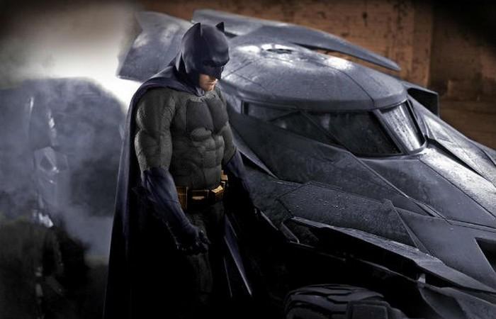 Костюм Бетмена.