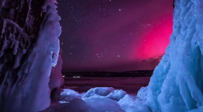 Невероятный Байкал.