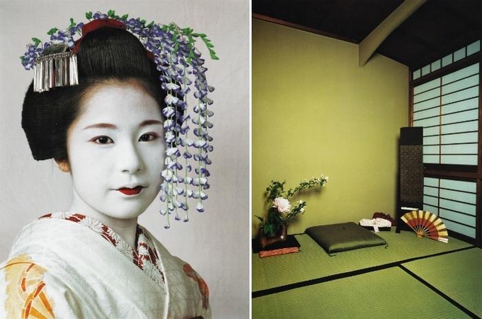 15-летняя Риса. Киото, Япония/