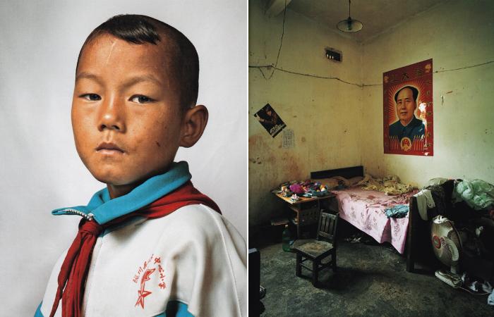 Где спят дети. Проект Джеймса Моллисона.