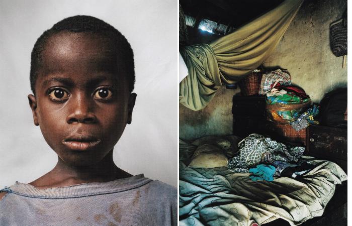 Имя не известно, 9 лет. Либерия, Западная Африка