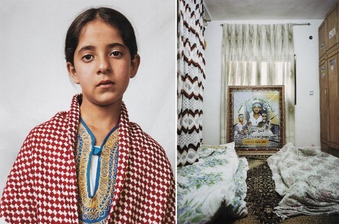 Духа, 10-лет. Хеврон, Израиль