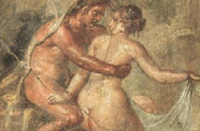Постельные причуды от Овидия.