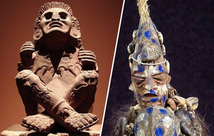 Малоизвестные древние боги.