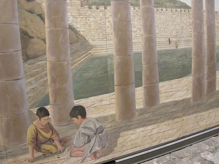 Еврейский первосвященник Каиафа.