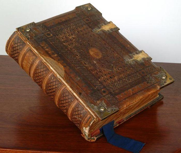 Библия прелюбодеев.