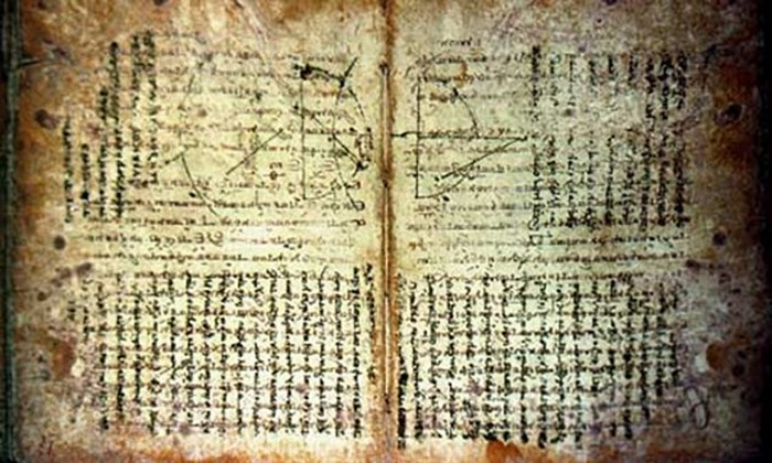 Утерянные трактаты Архимеда.