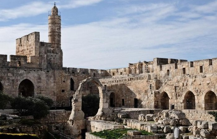 Библейский факт: дворец Ирода. / Фото: listverse.com