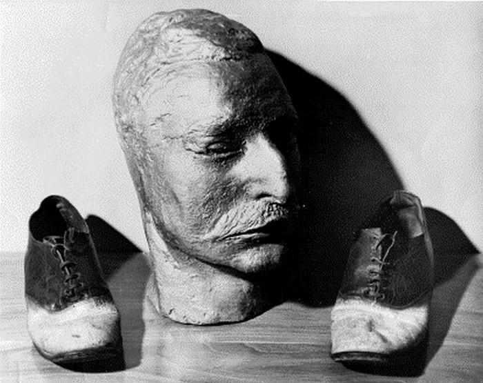 Неудачливый грабитель и жертва суда Линча Джордж Пэррот.