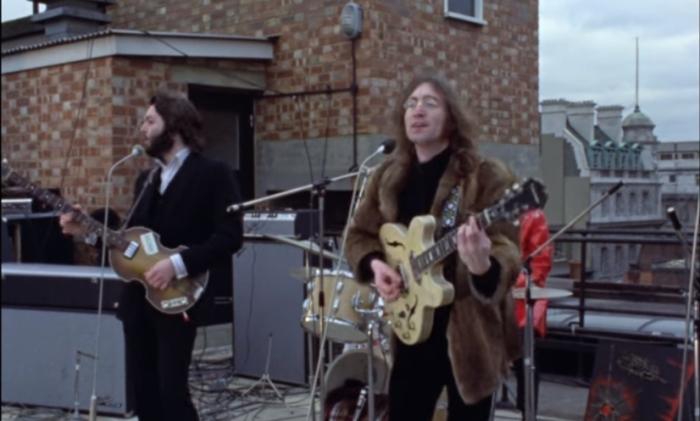 «Don't Let Me Down»: песня, исполненная на крыше во время последнего концерта «The Beatles»